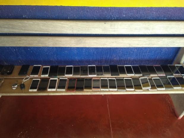 Quatro são presos após arrastão de celulares em show da Marília Mendonça em MT