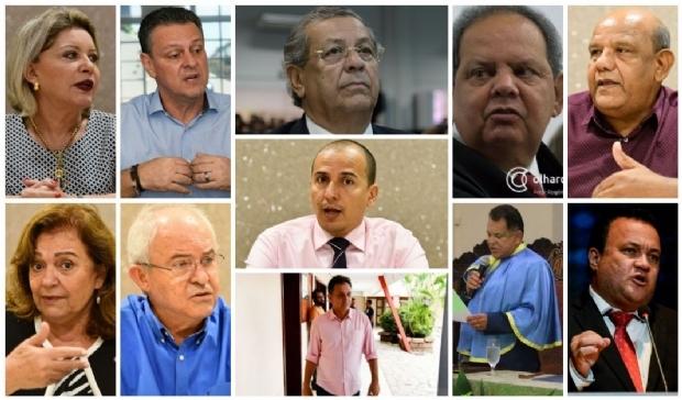 Pesquisa Ibope aponta Jayme Campos com 32% e Nilson Leitão com 16%