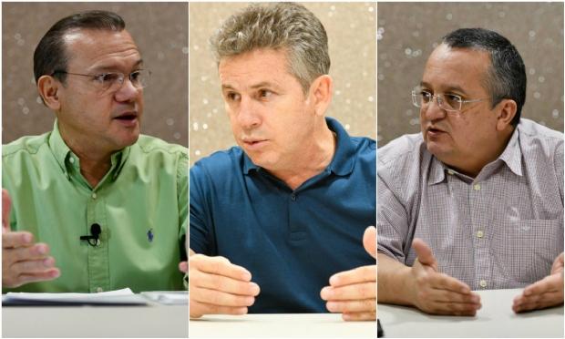 Wellington Fagundes tem 56,6% das intenções de voto em Rondonópolis; Taques fica em terceiro
