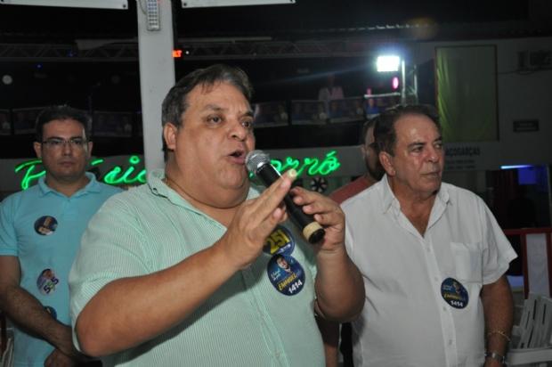 Prefeito e vereador declaram apoio a reeleição de Gilmar Fabris