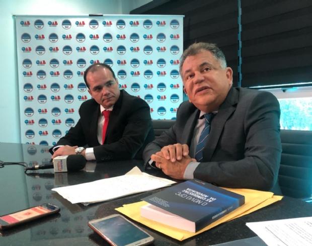Sebastião Carlos pede que Selma quebre sigilo de campanha e a compara a