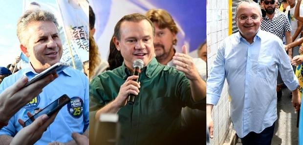 Ibope aponta vitória de Mauro Mendes em primeiro turno com 53% dos votos válidos