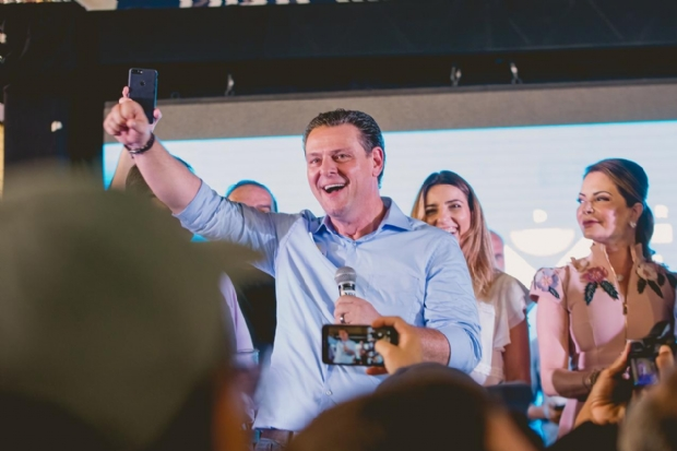 Com mais de 434 mil votos, Fávaro agradece a população e apoiadores