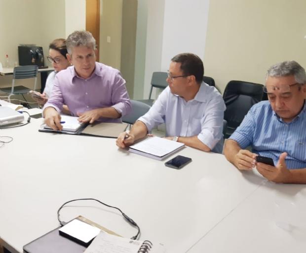 Transição de Mendes prepara pacote de fusões e extinção de secretarias