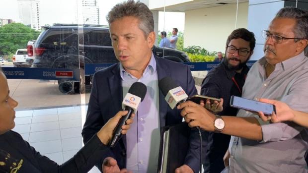 Mendes diz que greve pode deixar Estado em situação catastrófica e pede compreensão a servidores