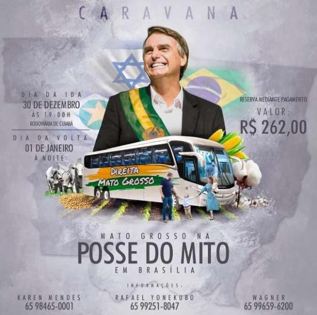 Por Bolsonaro