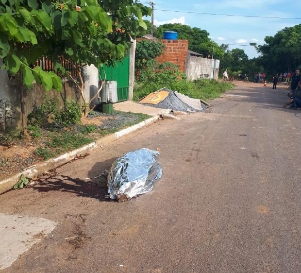 Jovem de 26 anos é raptado e assassinado a tiros em Várzea Grande