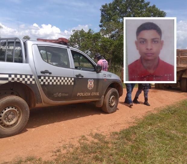 Jovem sofre descarga elétrica e morre ao vasculhar cascalho em zona rural