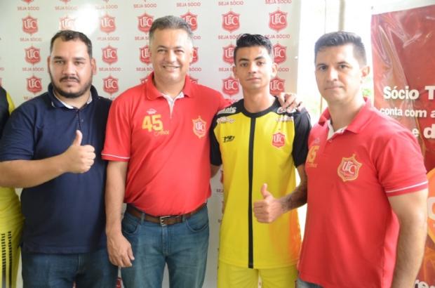 Revelação do Mixto, Éder Junior acerta contrato com o União de Rondonópolis