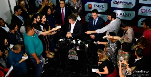 Mendes espera arrecadar até R$ 1,4 bi com novo Fethab; entenda como cada setor será cobrado