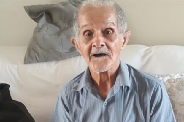 Família procura idoso que desapareceu enquanto limpava o quintal