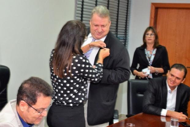 Após licença de Kardec, Romoaldo assume sexto mandato na Assembleia Legislativa