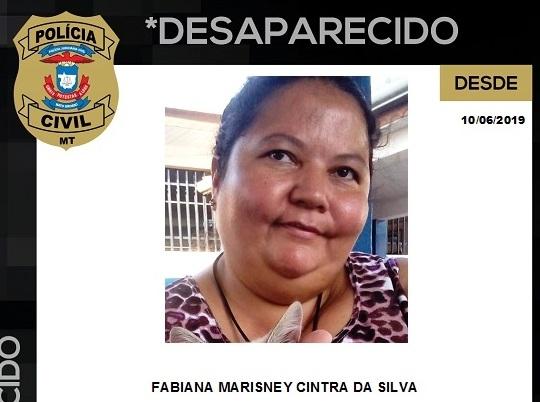 Família procura por servidora pública que desapareceu após sacar dinheiro em Cuiabá