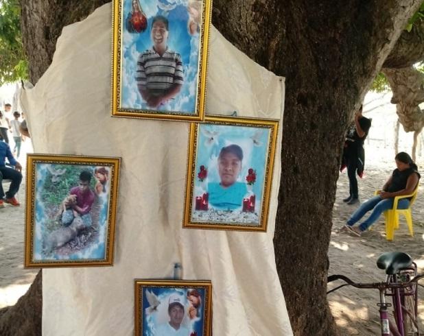 """Secretário afirma que chiquitanos mortos não carregavam flores e que quem atirar na polícia terá """"bala de volta"""""""