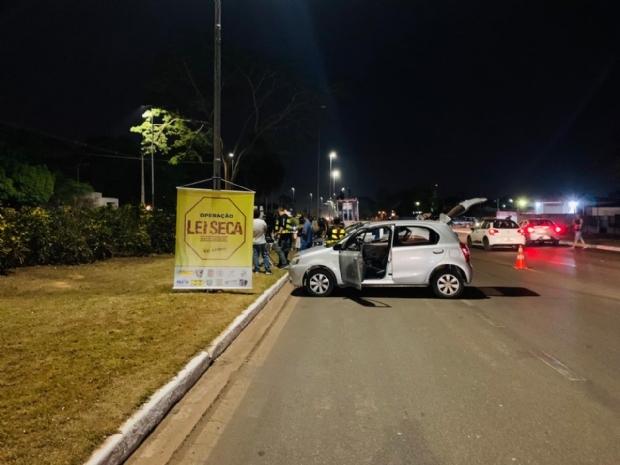 Blitzes da Lei Seca voltarão com frequência ainda maior após número de pessoas dirigindo embriagadas aumentar