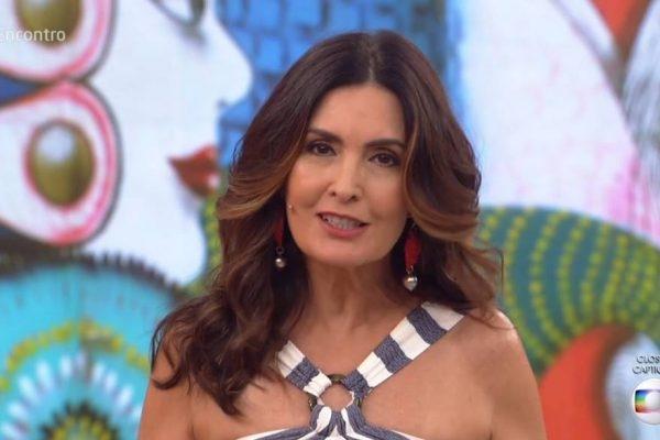 De folga, Fátima Bernardes curte todas em Recife