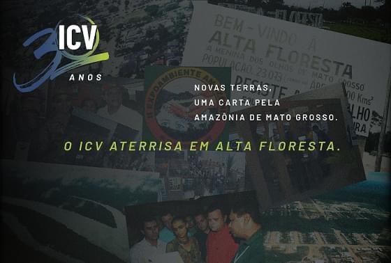 Instituto Centro Vida aborda a relação umbilical com Alta Floresta em reportagem de série especial
