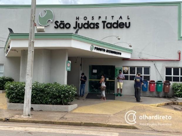 Hospital São Judas Tadeu é acusado de dar morfina e amarrar pacientes com Covid-19 na cama