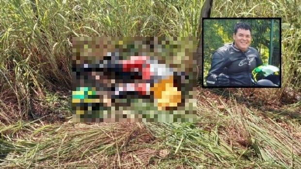 Empresário morre após motocicleta ser atingida por Civic na Estrada de Chapada; motorista fugiu