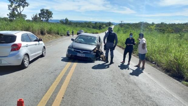 Polícia ainda procura condutor que fugiu após atropelar e matar empresário na Estrada de Chapada