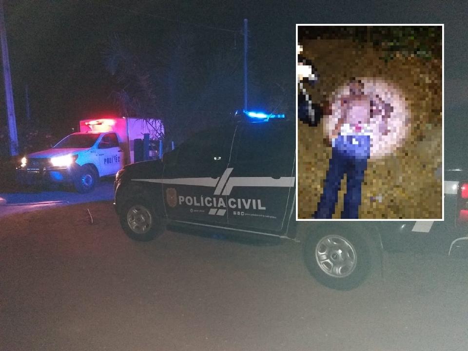 Tio mata sobrinho com facada no tórax após discussão; ambos ingeriam bebida alcoólica