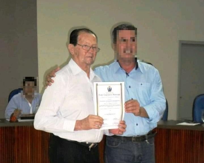 Internado há mais de dez dias na UTI, pai do ex-governador Silval Barbosa morre em hospital