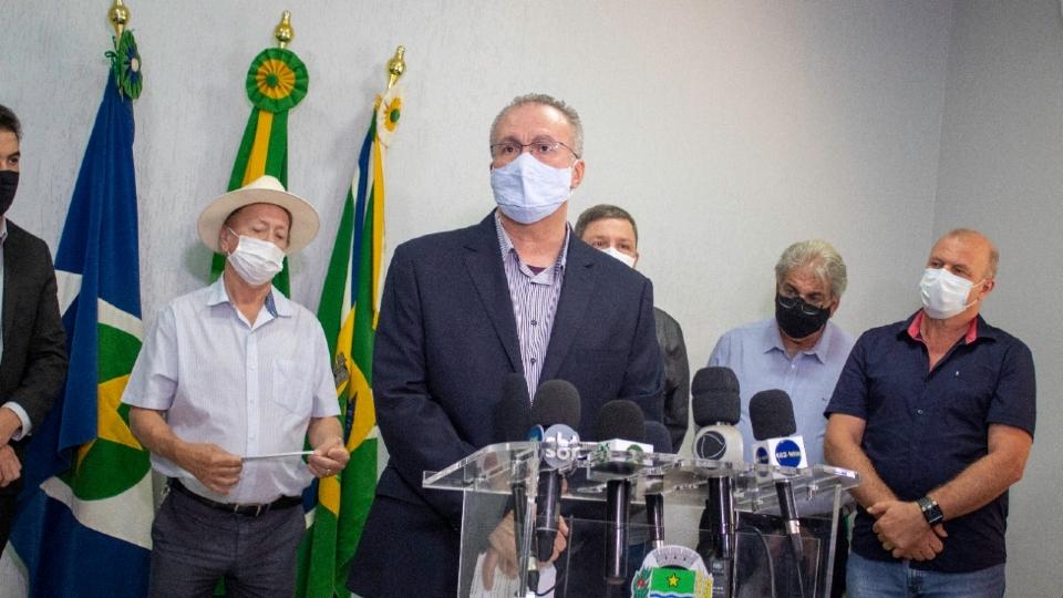 Mato Grosso recebe a doação de duas usinas de oxigênio para auxiliar combate a pandemia