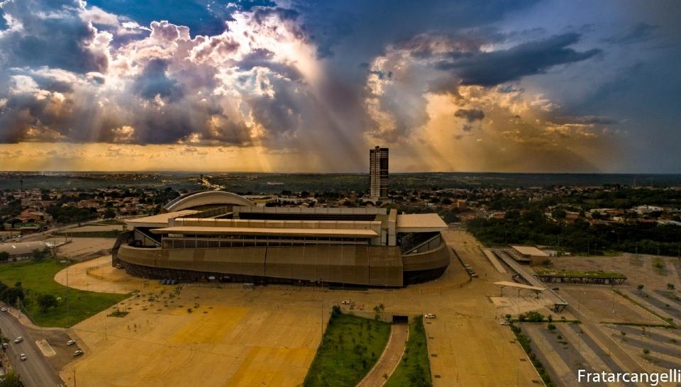Arena Pantanal pode ser uma das sedes da Copa América em junho; governador ligou para CBF