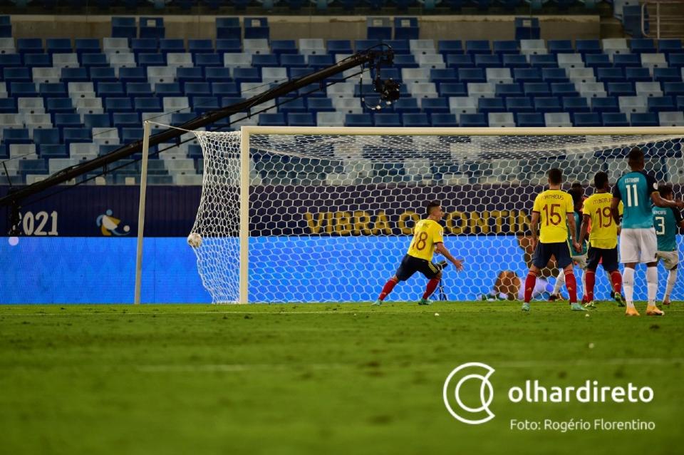 Vice-presidente da Conmebol classifica Arena Pantanal como um dos melhores estádios do mundo