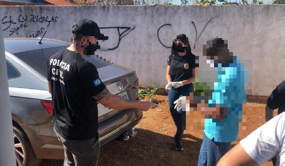 Segurança de prefeito é raptado e amarrado em casa por bandidos