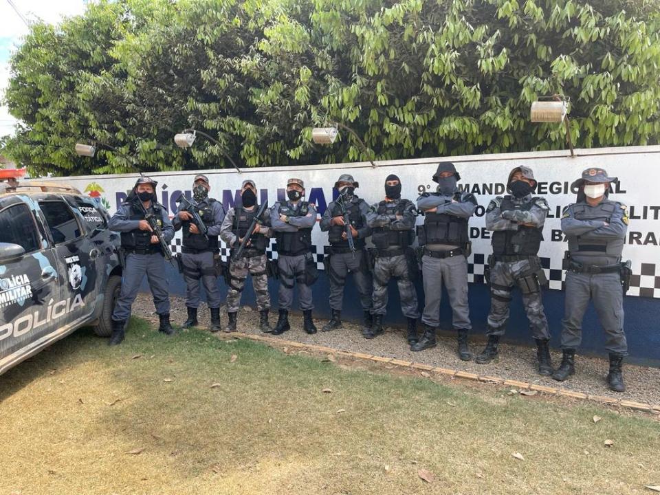 Bandidos mortos renderam morador, pediram café e carona para fora da cidade