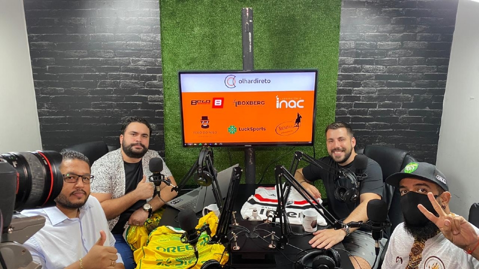 Assista a narração ao vivo do jogo entre Cuiabá e São Paulo pelo Brasileirão