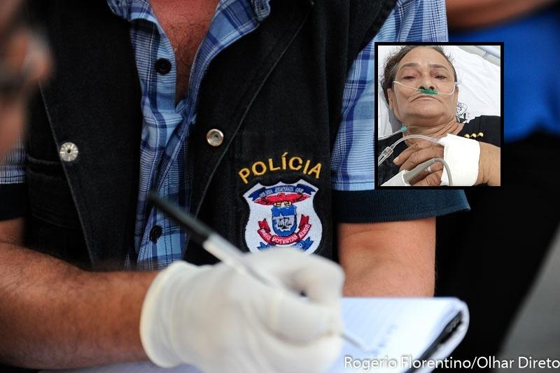 Filho afirma que ex-candidata a vereadora faleceu após ingerir produto químico oferecido por laboratório