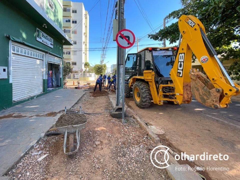 Comerciantes da Avenida Estevão de Mendonça relatam queda no faturamento