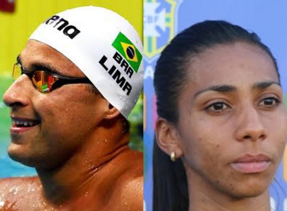 Nadador cuiabano inicia caminhada olímpica e zagueira da Capital volta a campo ao lado de Marta neste sábado