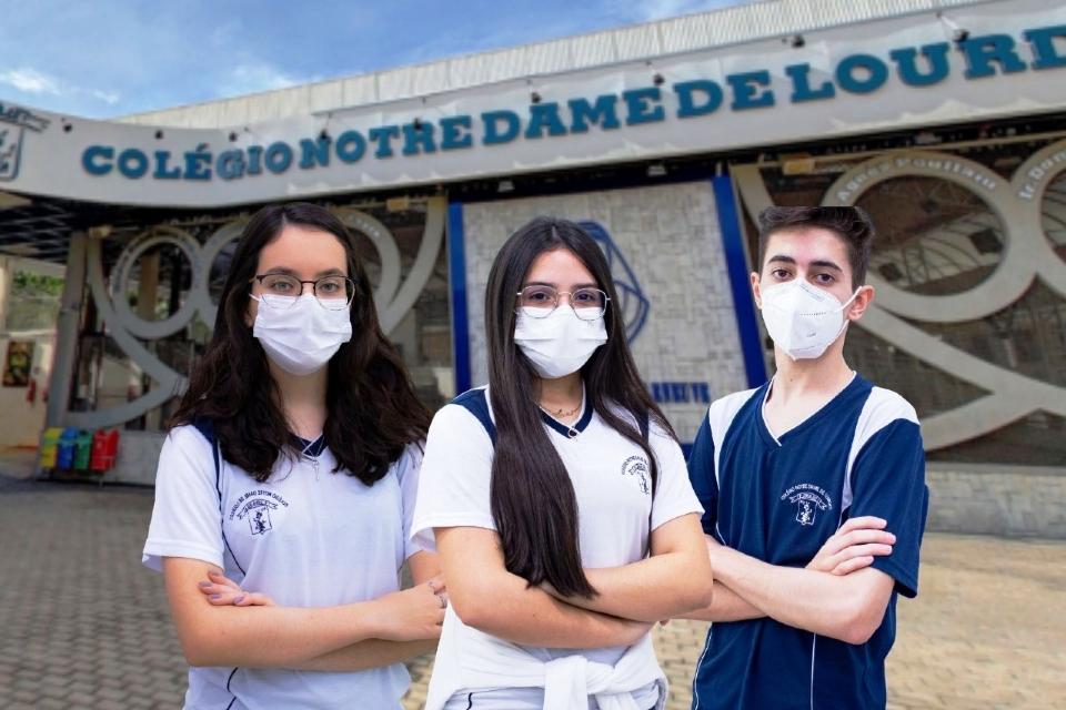 Semana de Combate à Violência Contra a Mulher proposta por alunos do Notre Dame vira Lei Federal