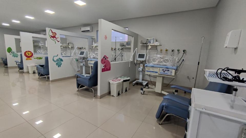 Primavera do Leste abre 10 leitos de UTI Neonatal e se torna referência para o sul de Mato Grosso