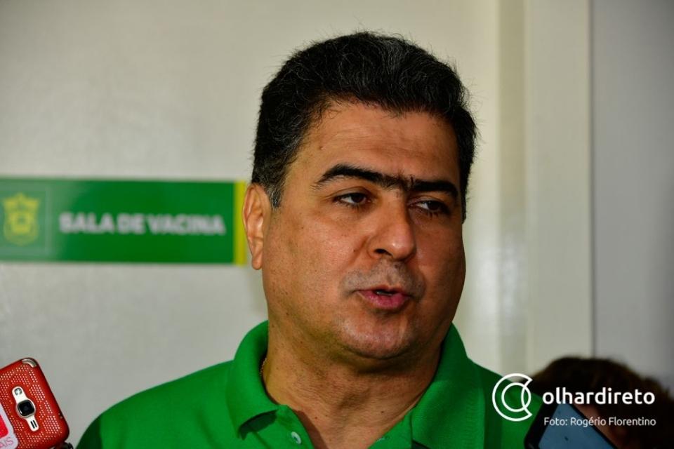 Na tentativa de unificar grupo de oposição a Mauro, Emanuel reúne prefeitos e vices do MDB