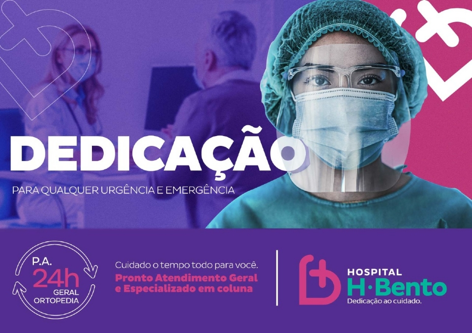Com clínicos gerais e cardiologistas, H-Bento anuncia ampliação da lista de especialidades do Pronto Atendimento 24h