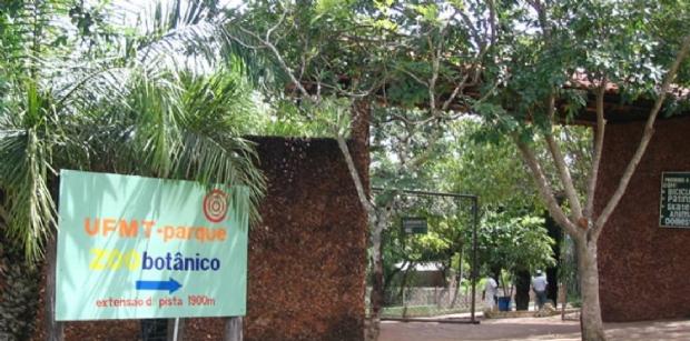 Visitação no zoológico da UFMT é suspensa após morte de macacos por febre amarela