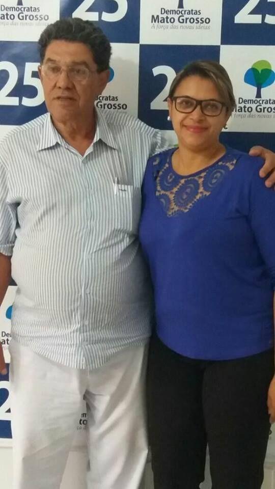 Zeca de Ávila retornou ao DEM de Mato Grosso, após sete anos de ausência