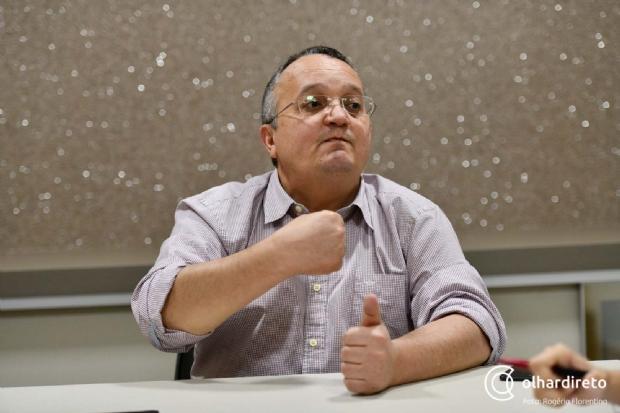Taques veta integralmente projeto sobre arrecadação de recursos para o FEEF