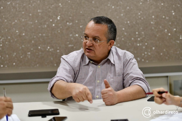 Pedro Taques desafia Zeca Viana a confrontar na AL deputados delatados