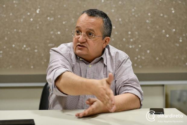 Taques rebate críticas e diferencia Jayme e Júlio Campos: