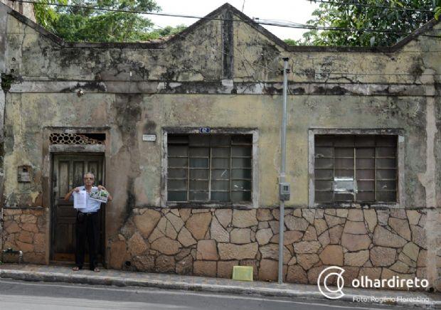 Morador da Ilha da Banana há 50 anos, idoso luta para ficar no local; Indenização de R$ 179 mil