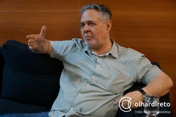 "Antero despista, mas aceita candidatura majoritária se tiver ""retaguarda"" de Álvaro Dias"