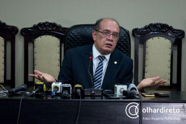 Gilmar Mendes defende que STF volte a discutir prisão após segunda instância