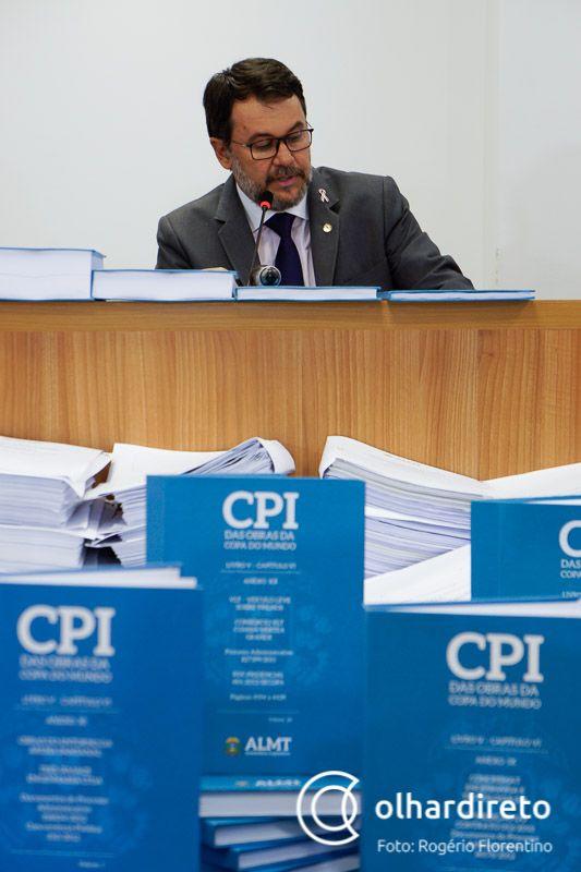 """Bezerra diz que retorno de WS """"desqualifica"""" a Assembleia e que não haverá mudanças no relatório da CPI"""