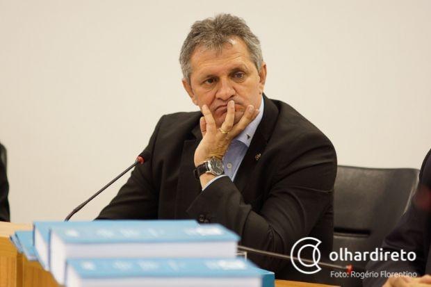 Dilmar revela mágoa com troca no DEM e se recusa a ir em ato de filiação do grupo de Mauro