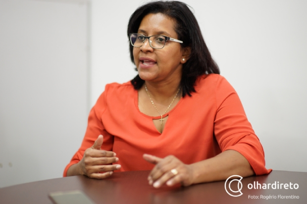 Cotada para Prefeitura de Cuiabá, suplente revela expectativa em assumir cadeira em Brasília